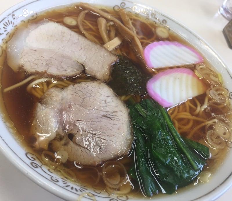 味世屋食堂 福島県いわき市 ラーメン 具