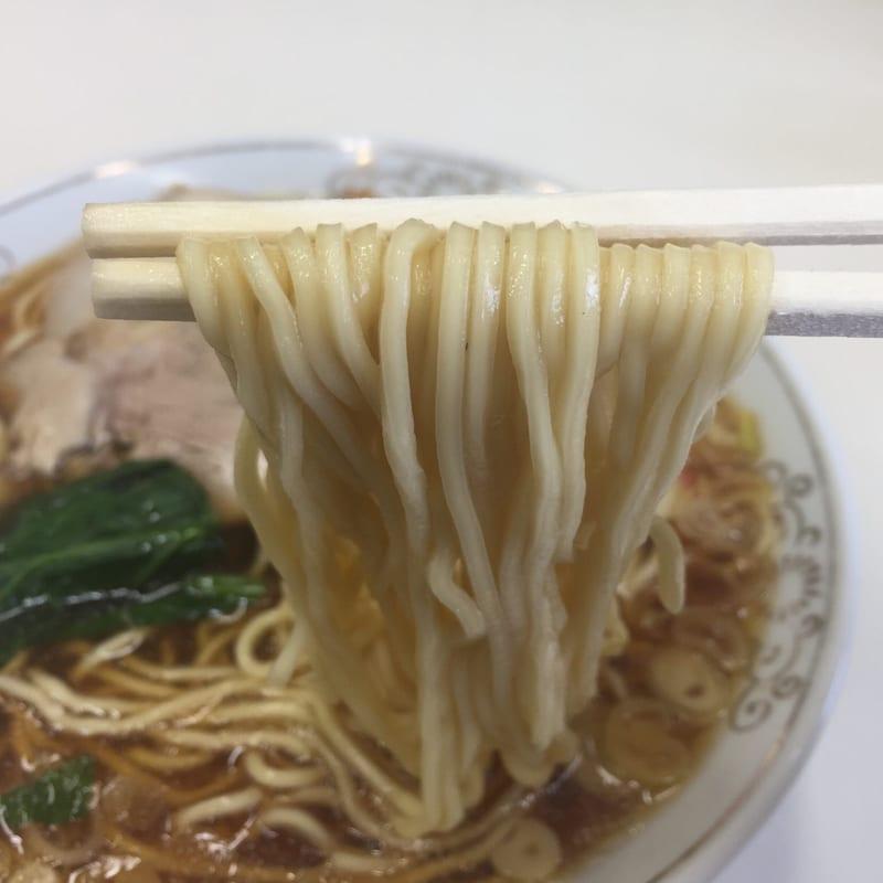 味世屋食堂 福島県いわき市 ラーメン 麺