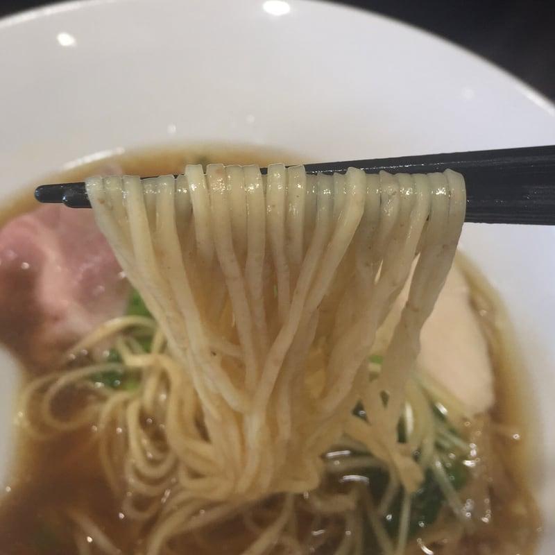 創作麺 やま鳶 やまとんび 福島県いわき市 らぁ麺 醤油ラーメン 麺