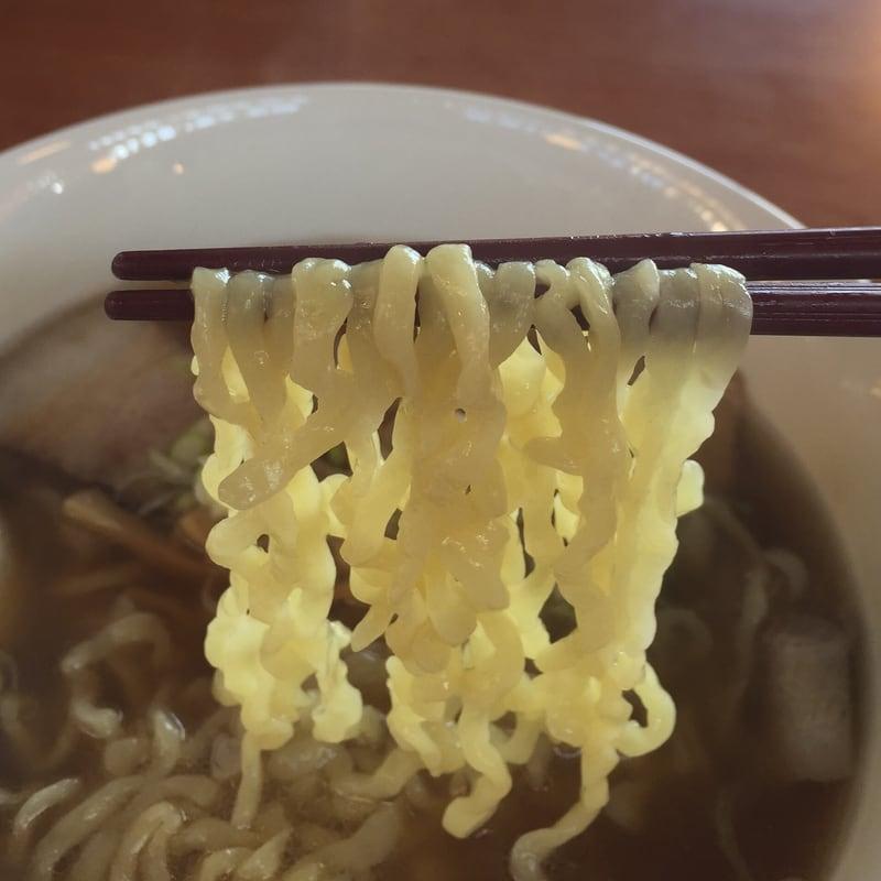 道の駅よつくら港 四倉町 yotsukura 喜一 福島県いわき市 熟成醤油ラーメン 麺