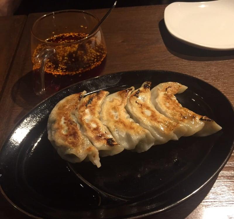四川Dining&bar 臥龍 創香(がりゅう そうしゃん) 秋田市山王 焼き餃子