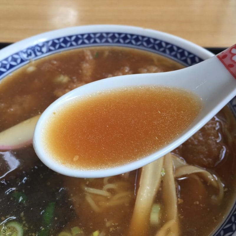 とん亭 秋田県仙北郡美郷町 カツミソラーメン 味噌ラーメン スープ