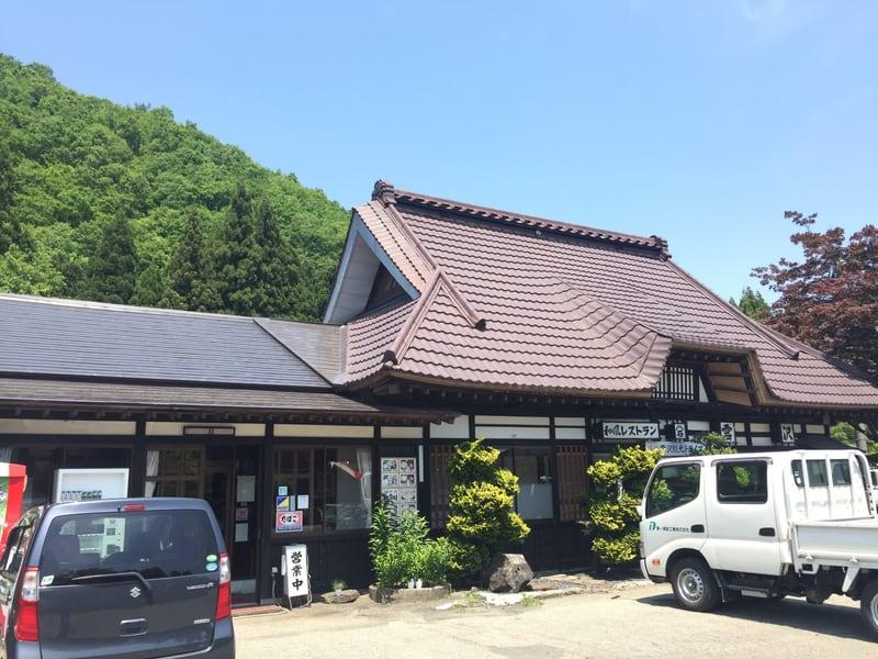 雲沢観光ドライブイン 秋田県仙北市角館町 外観