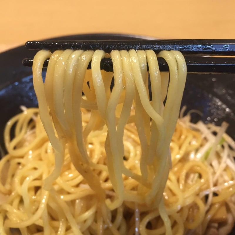 定食とラーメンの店 ぱっぷや まるごと市場店 秋田市卸町 油そば 麺