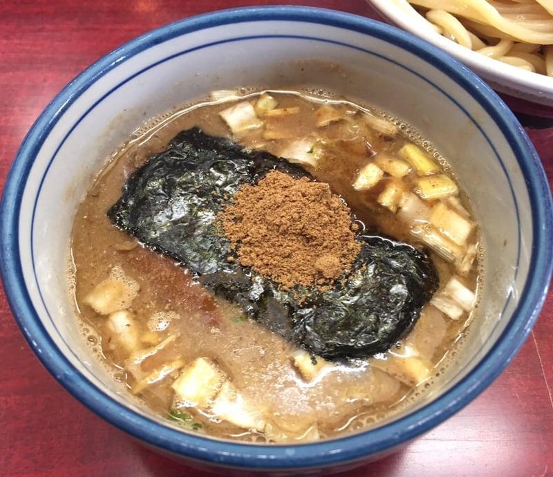にぼshin. 弘前店 青森県弘前市 つけめん つけ汁 スープ