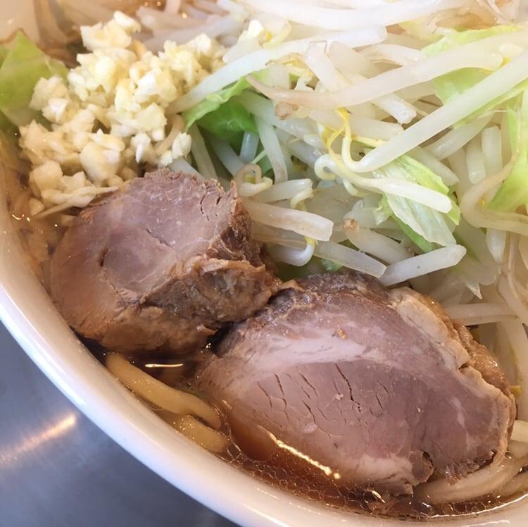極上拉麺ハンサム侍 秋田県鹿角市花輪 醤油ラーメン 具