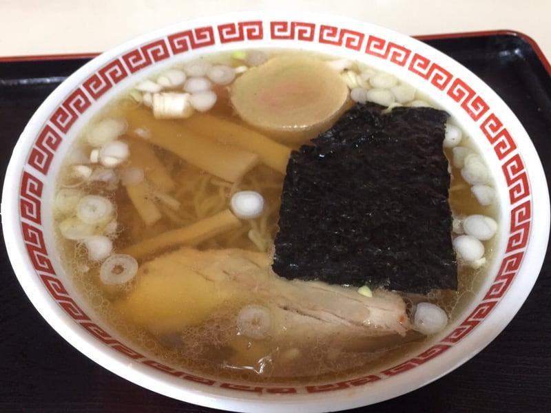 定食たかはし 秋田県横手市十文字町 中華そば
