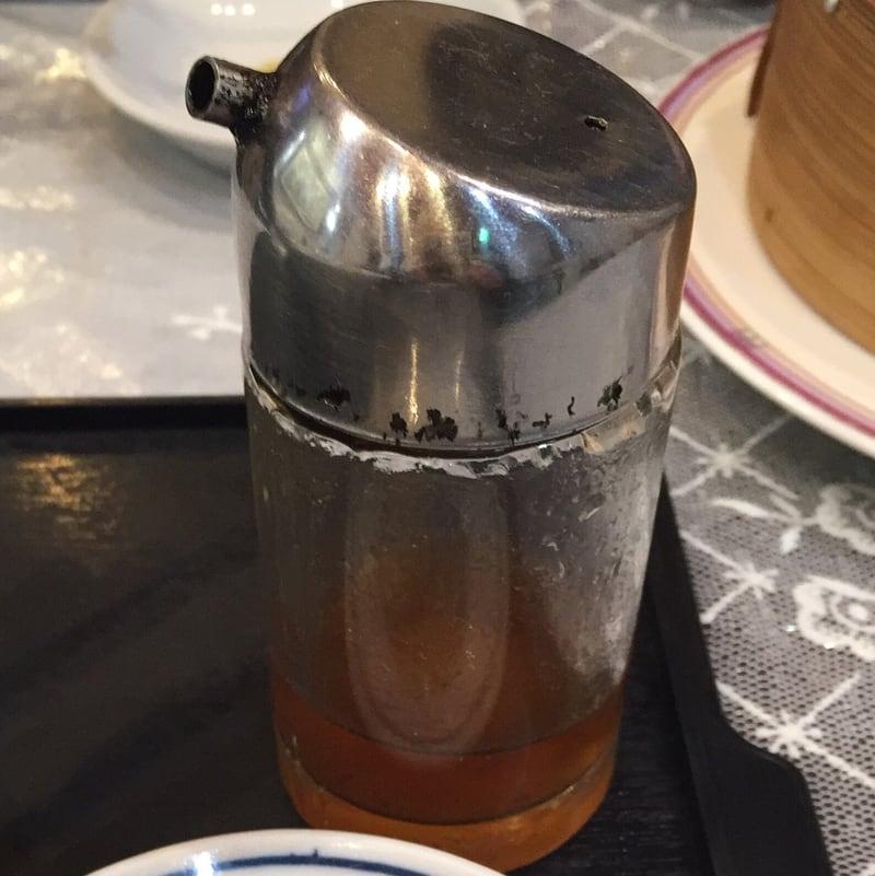 新華園本店 岩手県釜石市 塩ラーメン 味変 調味料 塩ダレ