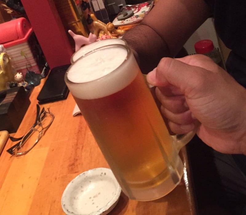 はざど 秋田市大町 生ビール 乾杯