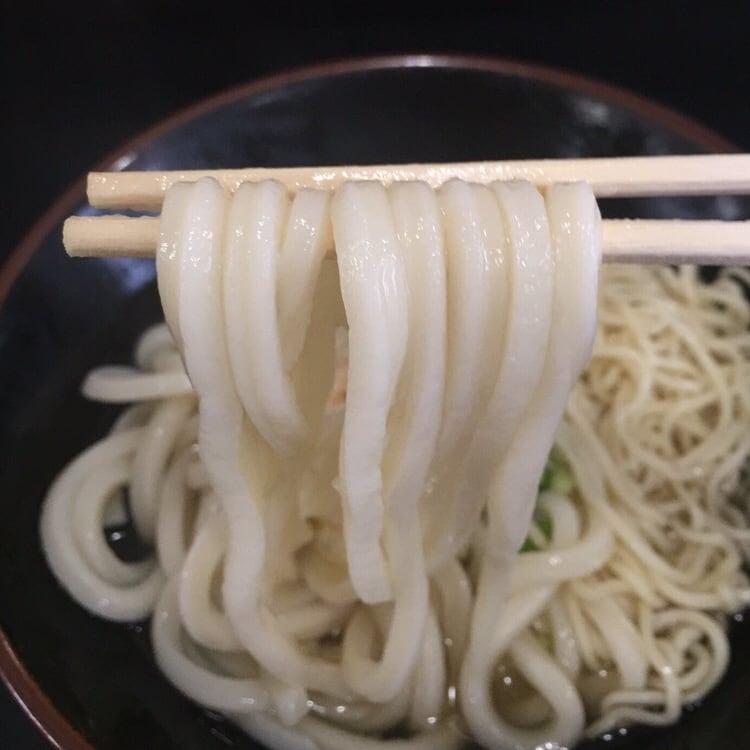 松下製麺所 香川県高松市 うどん 中華麺 ミックス ちゃんぽん 麺