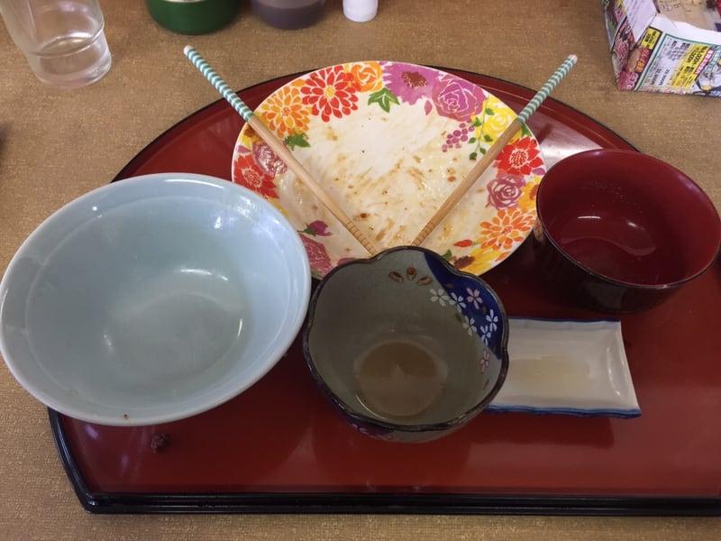 お食事 かあちゃん 秋田県能代市二ツ井町 唐揚げ からあげ定食