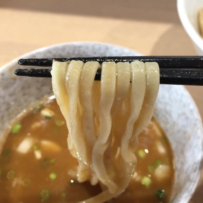 MONCHAN RAMEN SHUN(もんちゃんラーメン シュン) 秋田県由利本荘市 濃厚エビつけ麺 麺