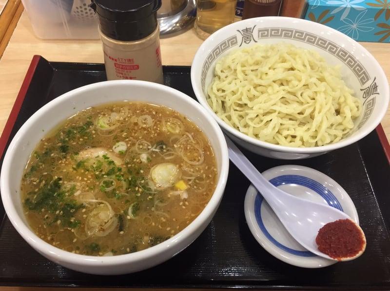 城西金ちゃんラーメン 山形県山形市 みそつけめん 味噌つけ麺