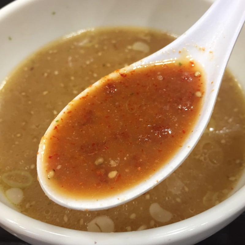 城西金ちゃんラーメン 山形県山形市 みそつけめん 味噌つけ麺 辛味