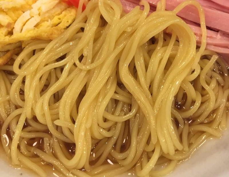 ぱっぷや 市民市場店 秋田市中通 冷やし中華 麺