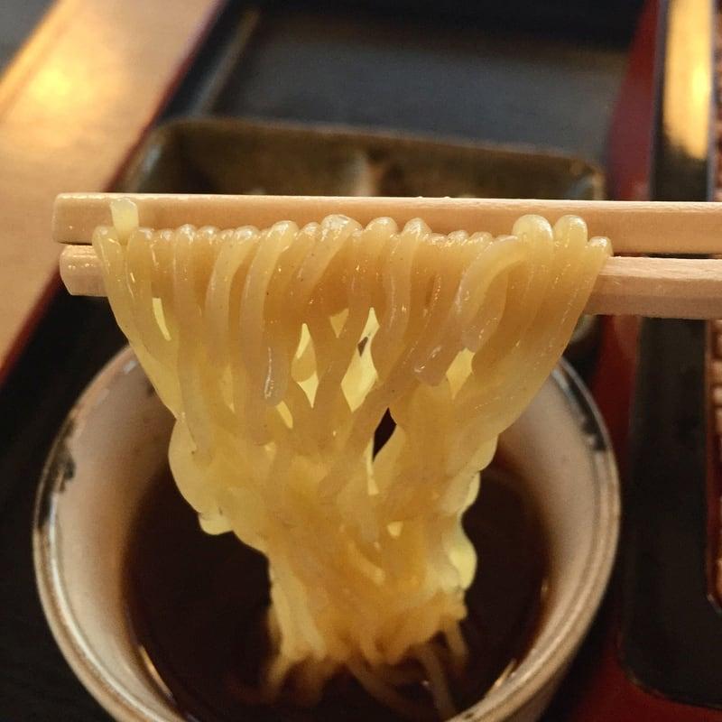 そば処 ももや 秋田県由利本荘市鳥海町 ざる中華 麺