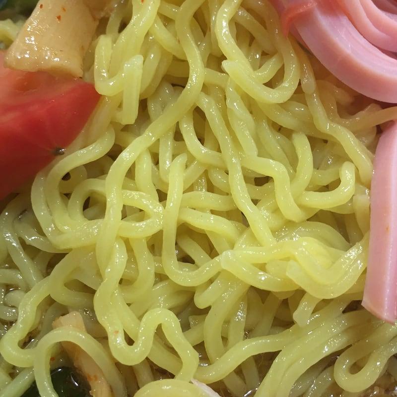 丸の内食堂 秋田市茨島 冷し中華 麺