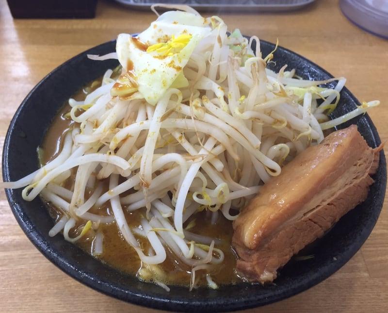 麺屋 羅漢 秋田県横手市 羅漢カレーラーメン