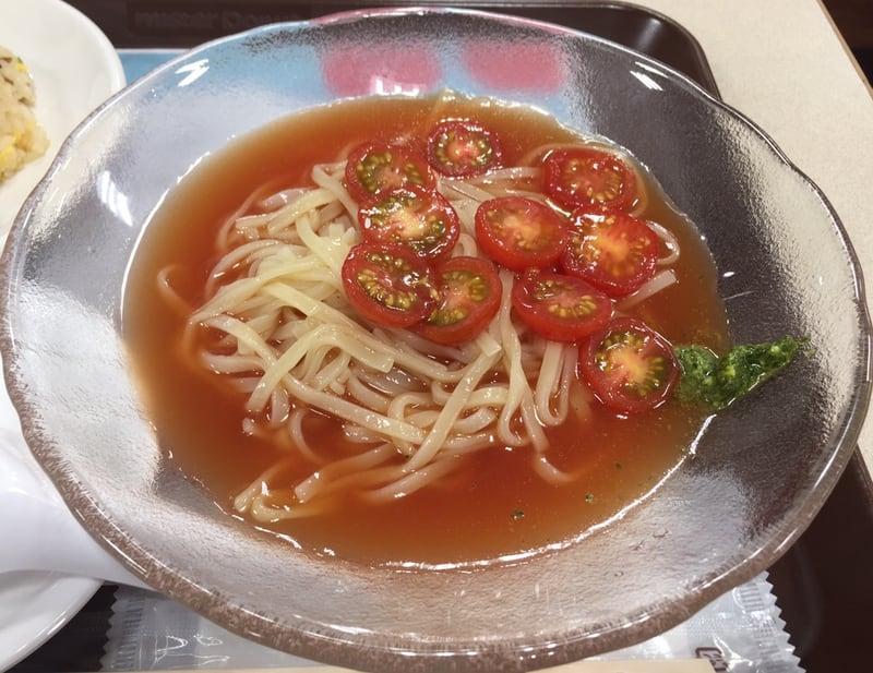 ミスタードーナツ 秋田山王ショップ 秋田市旭北 あまーいマリネトマトの涼風麺
