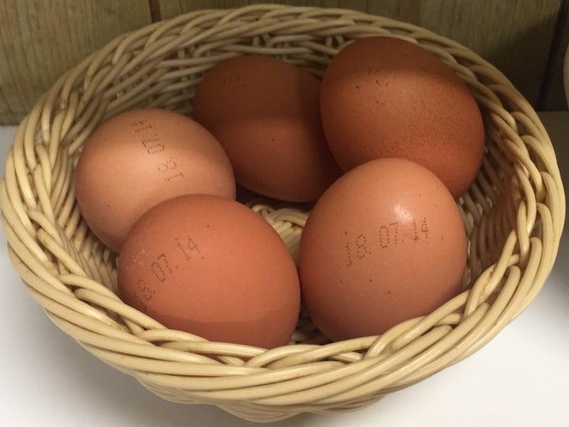 ラーメン東大 大道本店 徳島県徳島市 生卵 無料