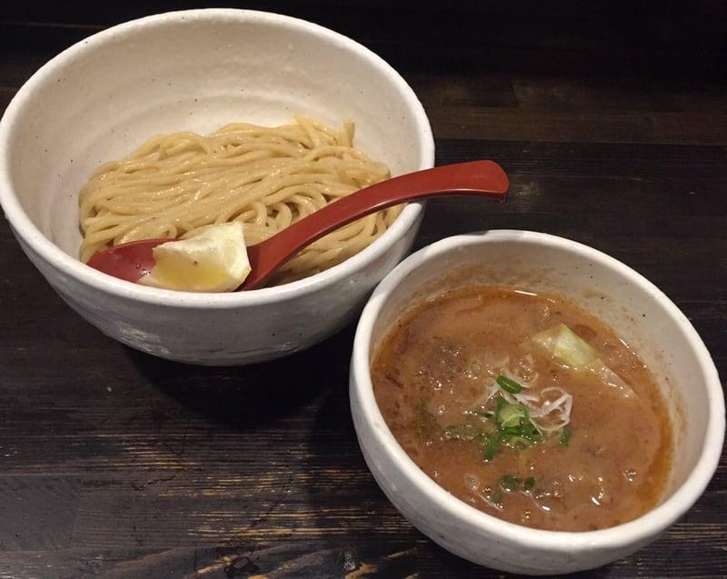 製麺処 蔵木 高知県高知市 牛モツつけ麺