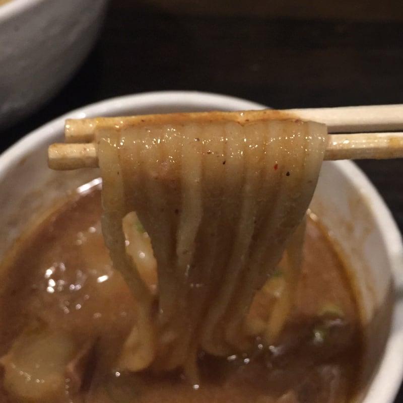 製麺処 蔵木 高知県高知市 牛モツつけ麺 麺