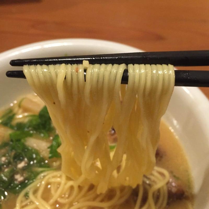 瓢太 愛媛県松山市 瓢系ラーメン 中華そば 麺