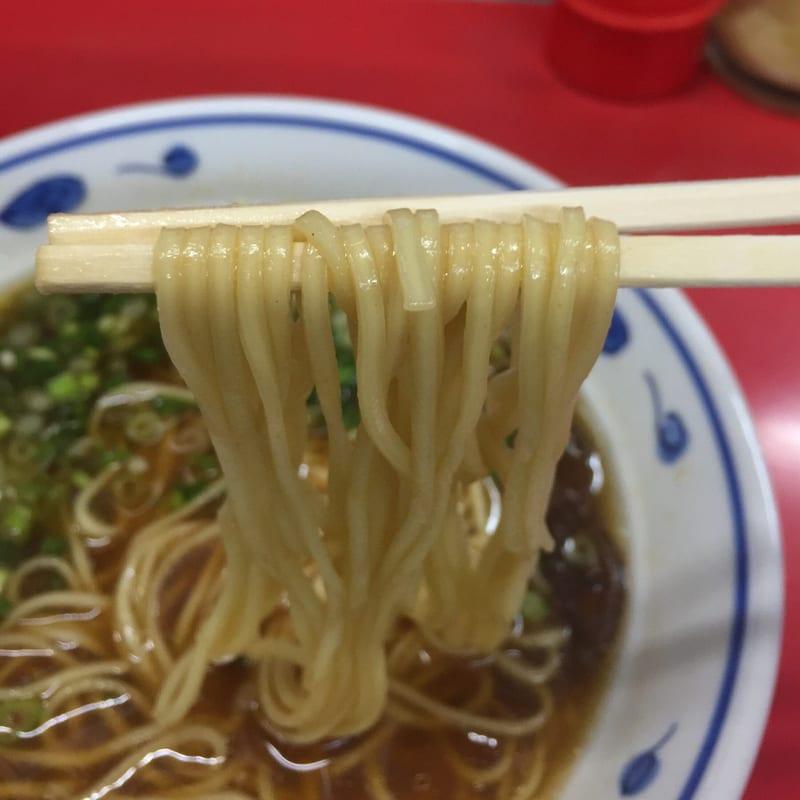 豚珍行 愛媛県松山市 中華そば 半そば 麺