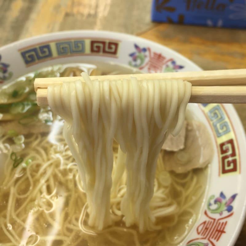 上海軒 香川県仲多度郡多度津町 中華そば 麺