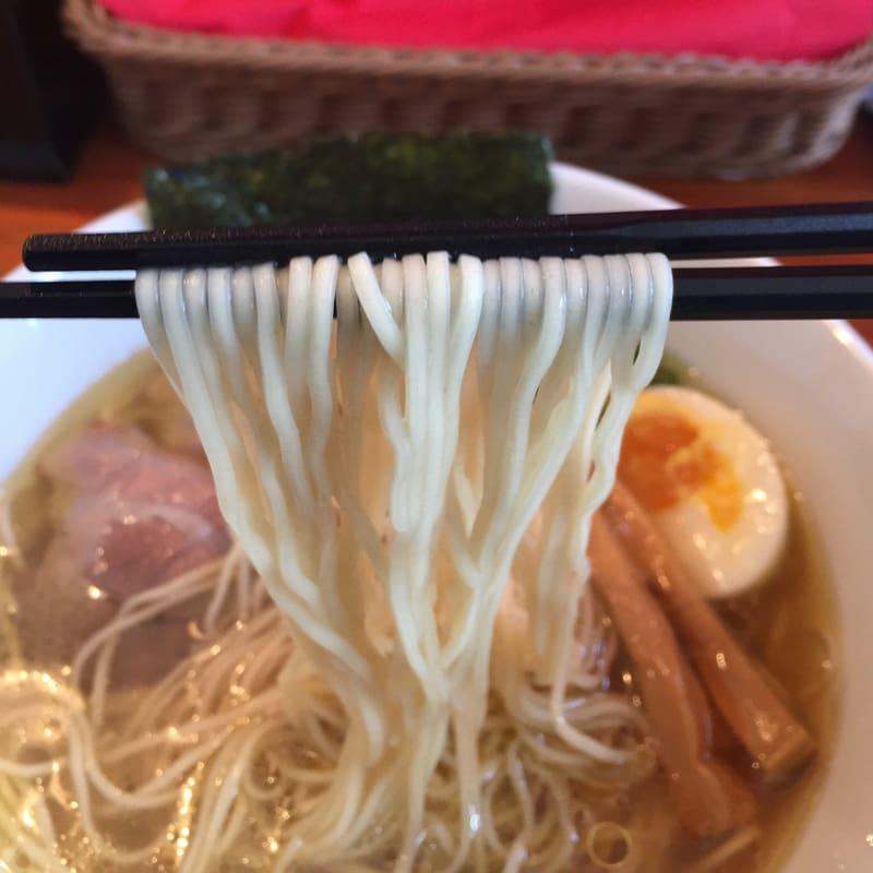 朝ラーメン 浜堂(はまんど) 浜堂ラーメン 香川県三豊市 中華そば 麺