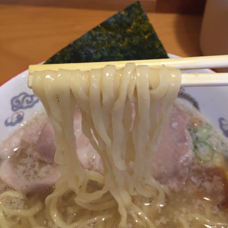 讃岐ラーメン はまんど本店 香川県三豊市 はまんどラーメン 麺