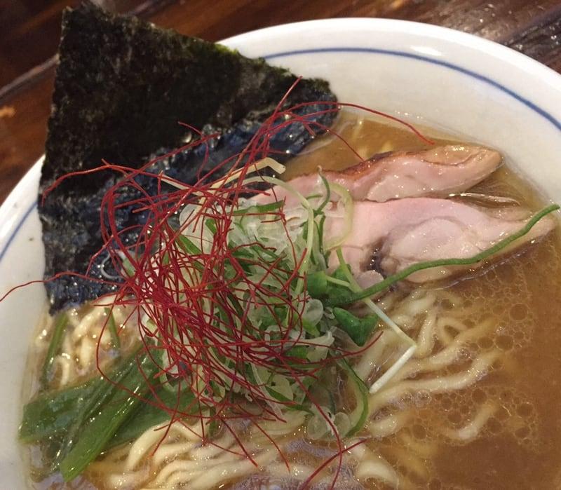 らぁめん 欽山製麺所 香川県高松市 鶏そば 具