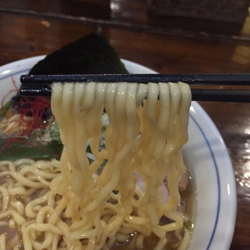 らぁめん 欽山製麺所 香川県高松市 鶏そば 麺
