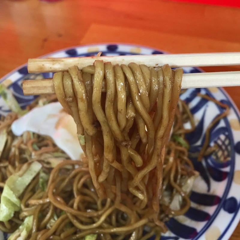味一番 秋田県横手市十文字町 横手焼きそば 麺