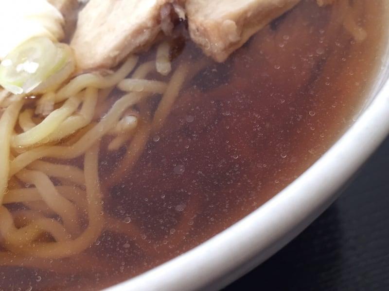 手打そば 忠士 秋田市将軍野 肉中華 スープ