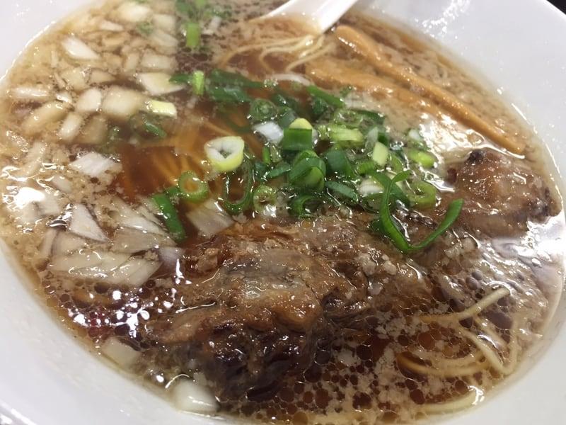打ち立て中華そば 自家製麺5102 秋田市保戸野 豚中華そば 具