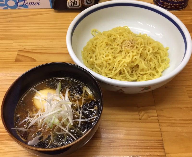 ラーメン食堂 めん吉 秋田市中通 桜つけ麺