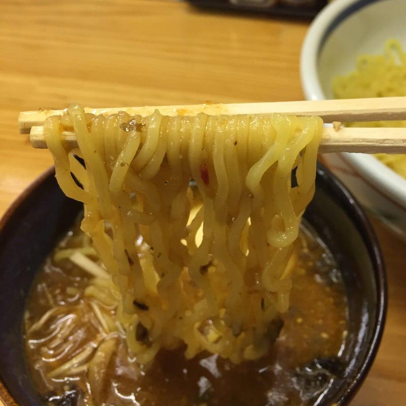 ラーメン食堂 めん吉 秋田市中通 桜つけ麺 麺