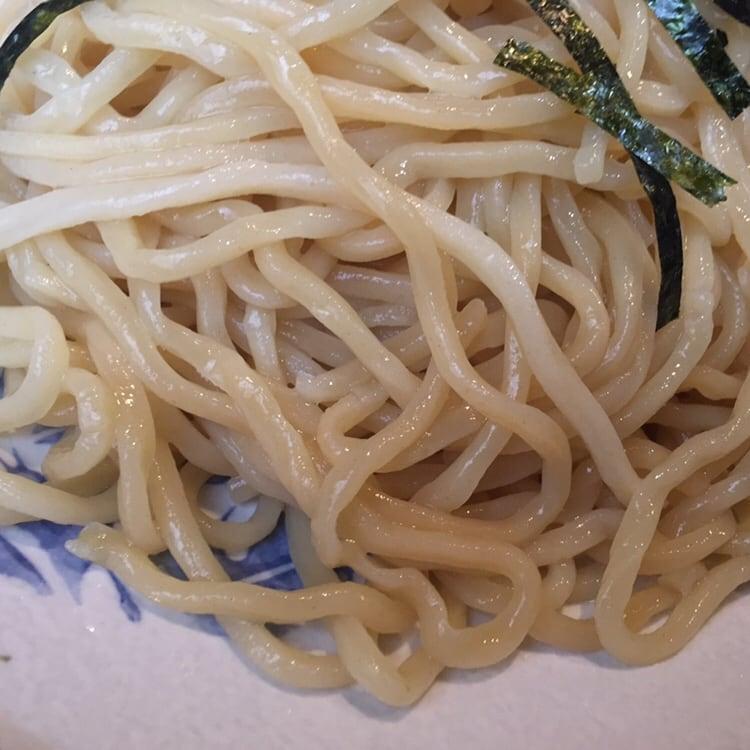 丸長中華そば店 本店 東京都杉並区荻窪 つけそば つけ麺の麺