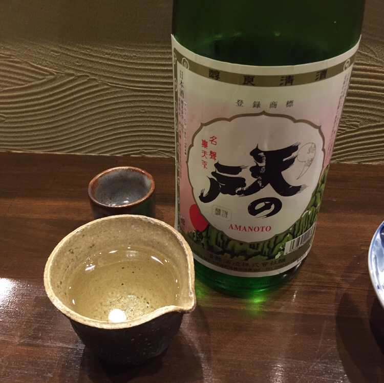 心粋厨房 獬(シエ) 秋田市南通 天の戸
