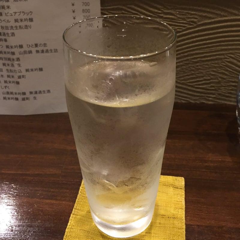 心粋厨房 獬(シエ) 秋田市南通 三岳