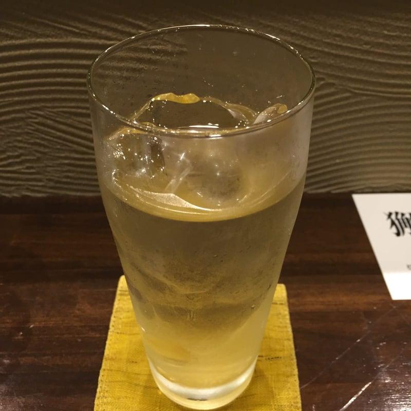 心粋厨房 獬(シエ) 秋田市南通 烏龍茶割