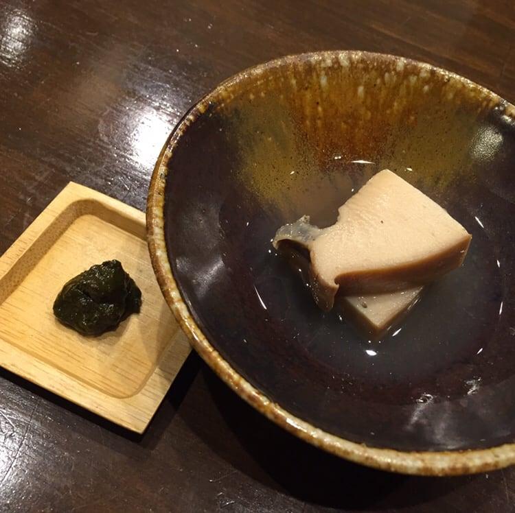 心粋厨房 獬(シエ) 秋田市南通 10000円のコース 久六島 アワビ