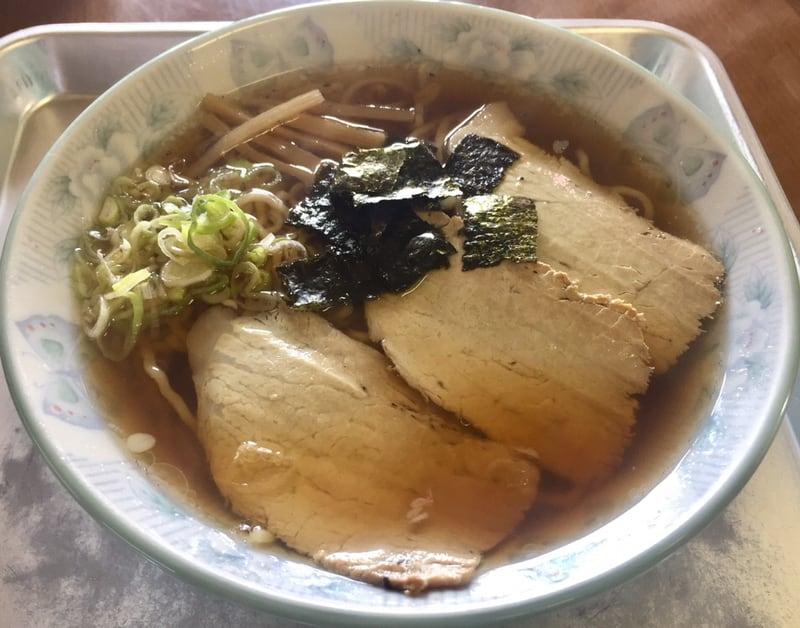 さざなみ食堂 秋田県にかほ市金浦 ラーメン