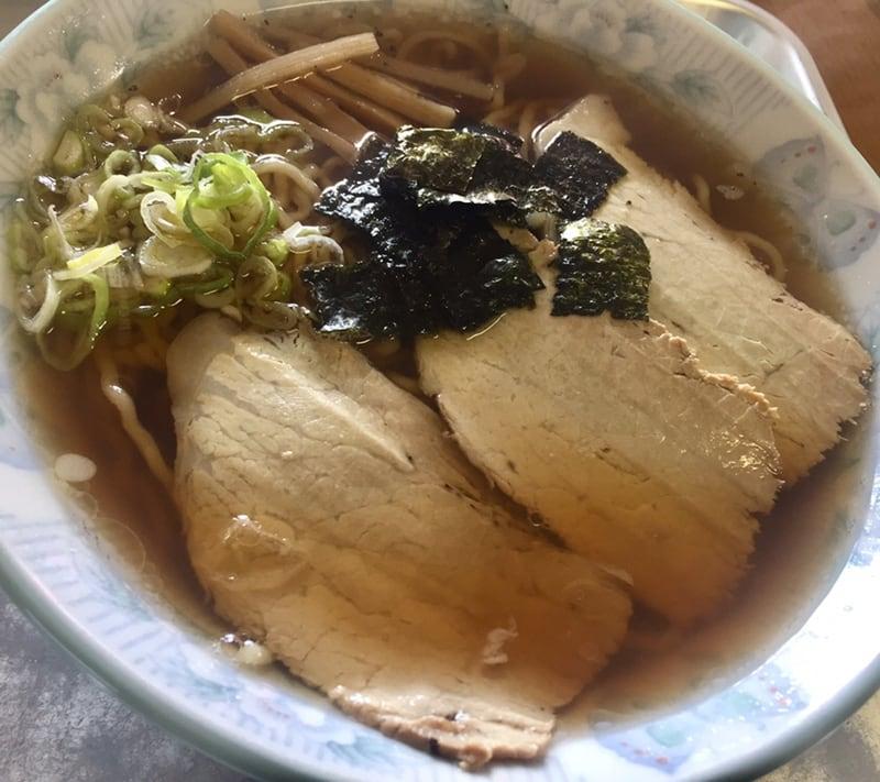 さざなみ食堂 秋田県にかほ市金浦 ラーメン 具