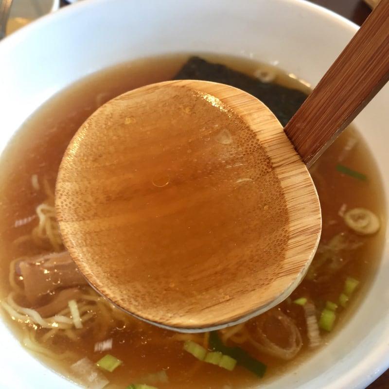 ふぁみりーれすとらん いなほ 秋田県横手市 小ラーメン スープ