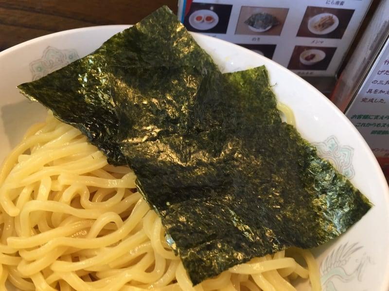 ラーメンショップ チャイナタウン 秋田市卸町 みそチャンポンつけめん 味噌 具