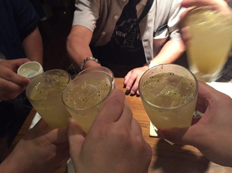 居酒屋 ぼったくり 宮城県仙台市青葉区国分町 自家製の果実酒 サワー