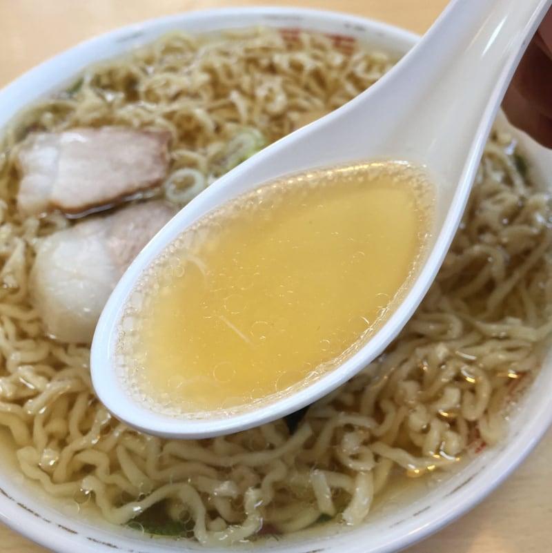 中華そば たらふく 多良福 岩手県宮古市 中華そばのスープ