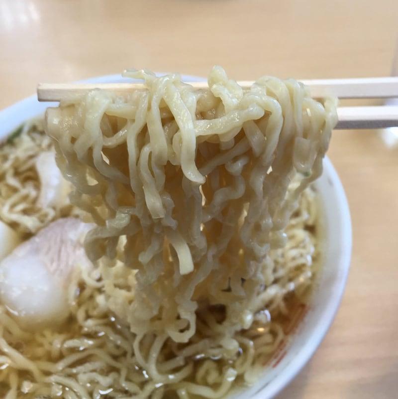 中華そば たらふく 多良福 岩手県宮古市 中華そばの麺
